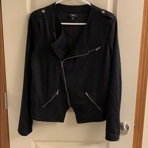 NEW LISTING! Mossimo Moto Jacket/Blazer sz L